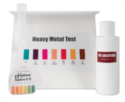 test kit professionnal heavy metals